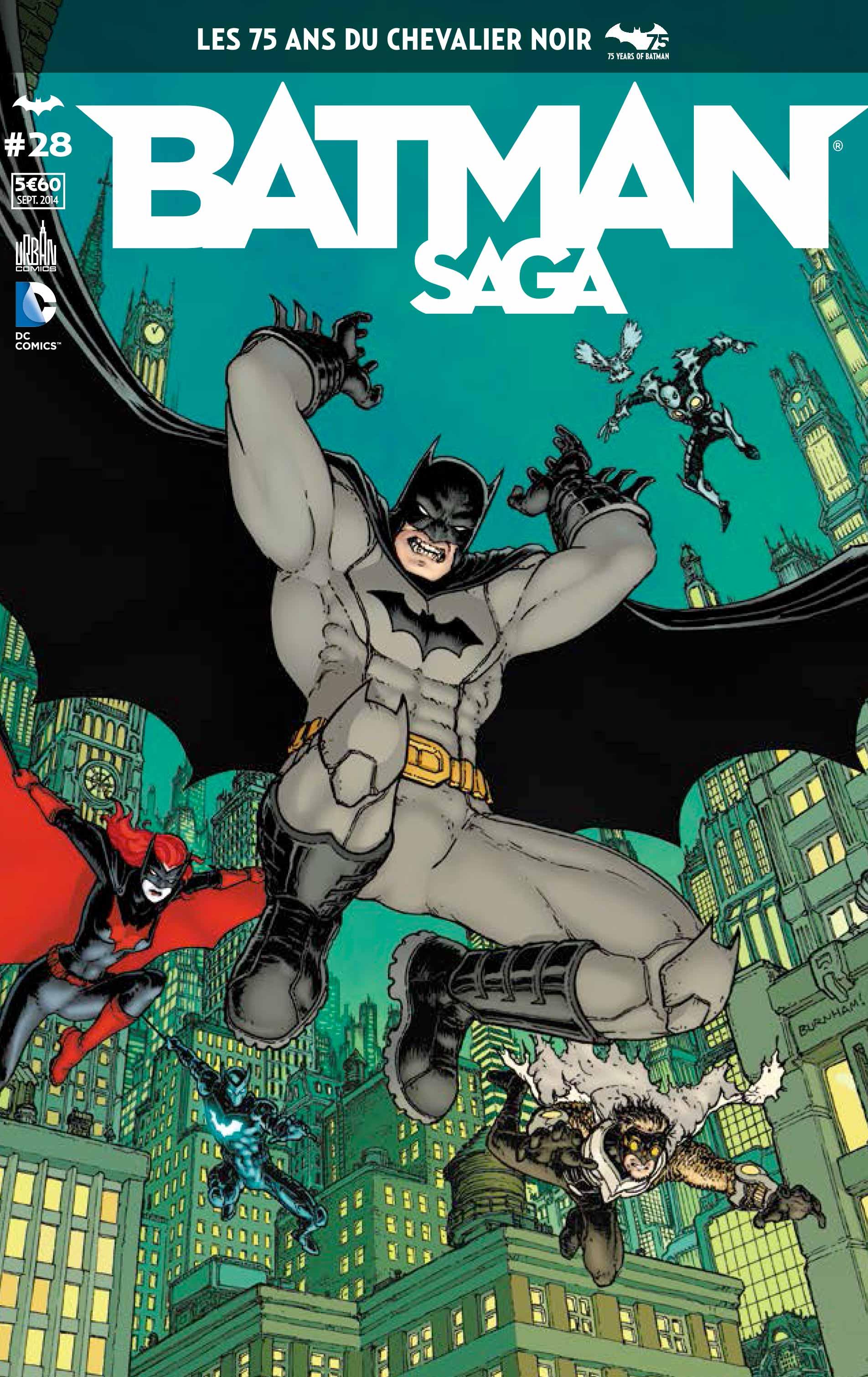 Batman Saga 28