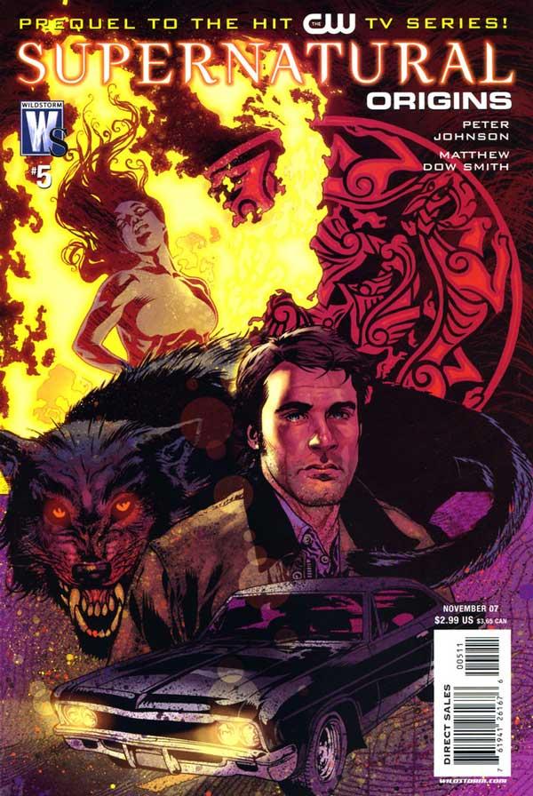 Supernatural - Origins 5 - Supernatural : Origins #5