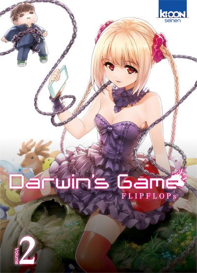 Darwin's Game 2