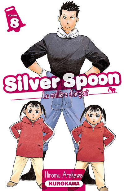 Silver Spoon - La Cuillère d'Argent 8