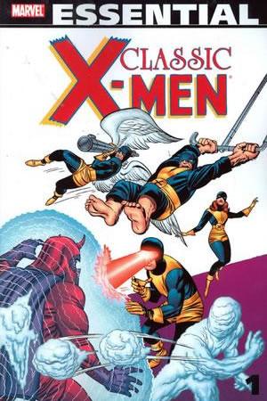 Uncanny X-Men 1 - Essential Classic X-Men 1