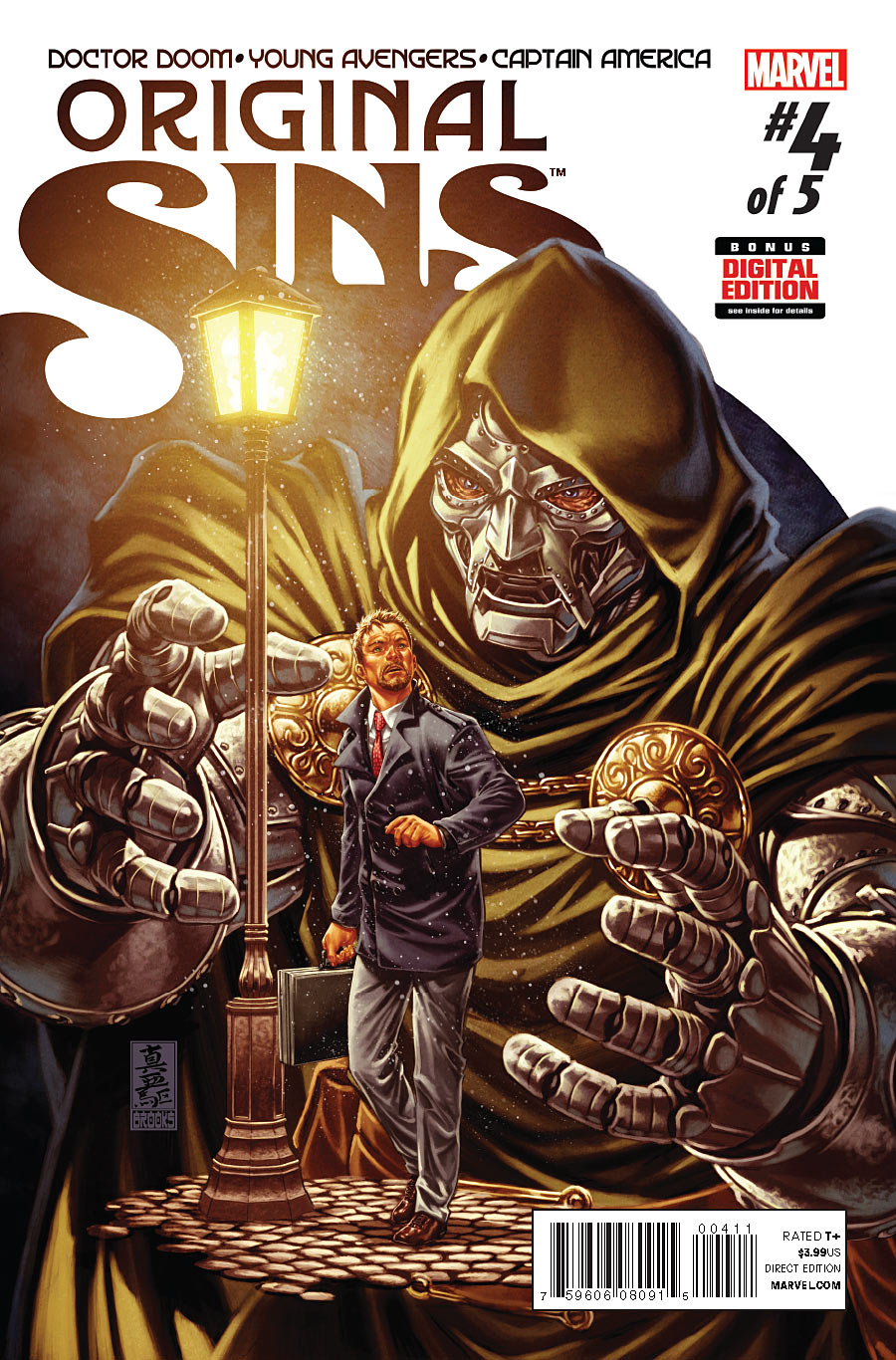 Original Sins 4 - Issue 4
