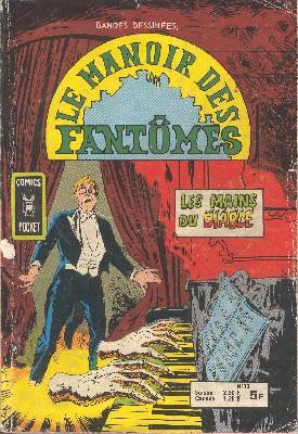 Le Manoir des Fantômes 13 - Les mains du diable