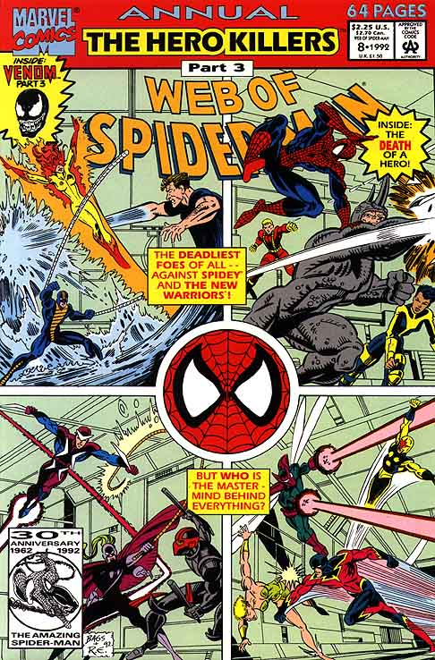 Web of Spider-Man 8