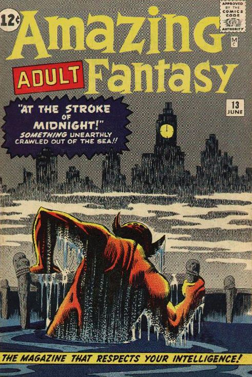 Amazing Adult Fantasy 13