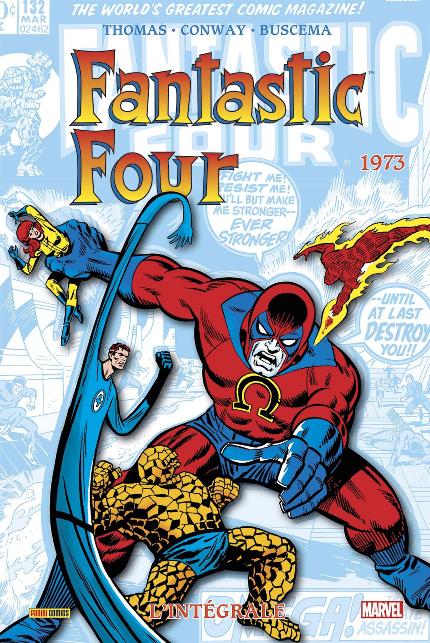 Fantastic Four 1973 - 1973
