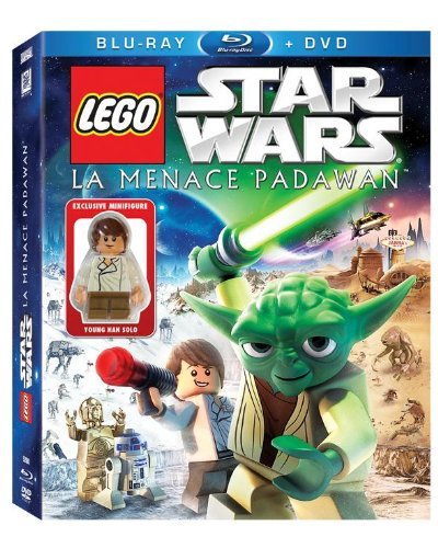 LEGO Star Wars : La Menace Padawan 0
