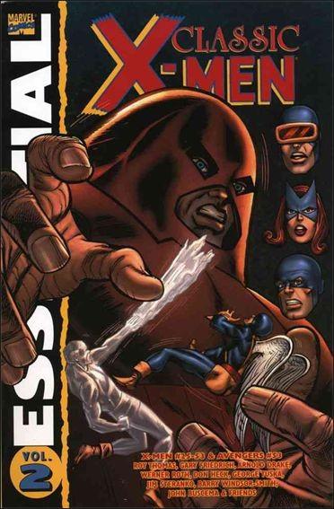 Uncanny X-Men 2 - Essential Classic X-Men 2