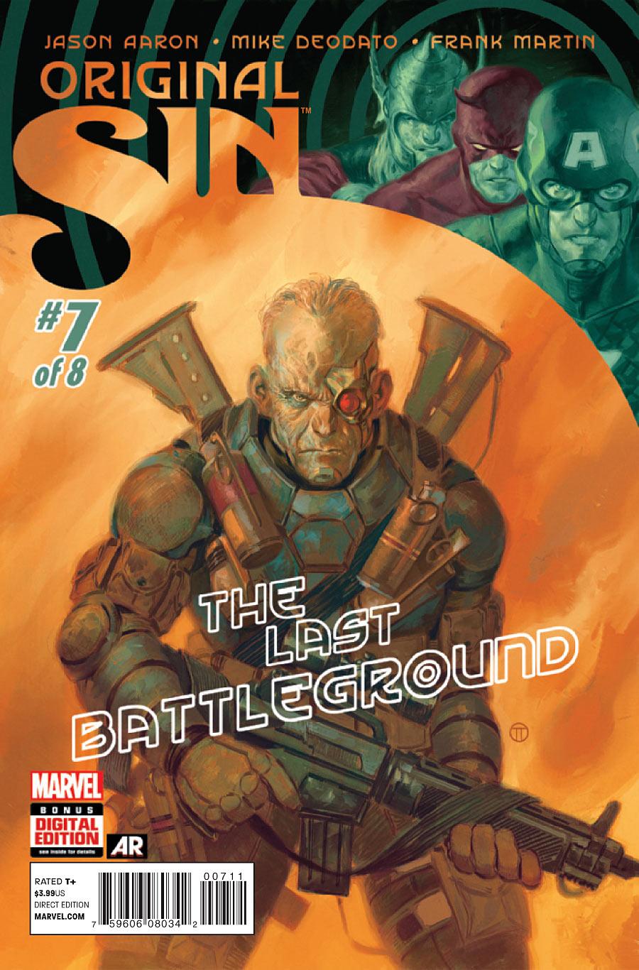 Original Sin 7 - Issue 7