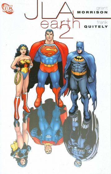 JLA - Terre 2 1 - Earth 2
