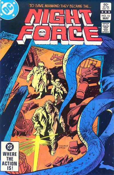 Night Force 10 - Beast!, Chapter Three: The Monster in Us!