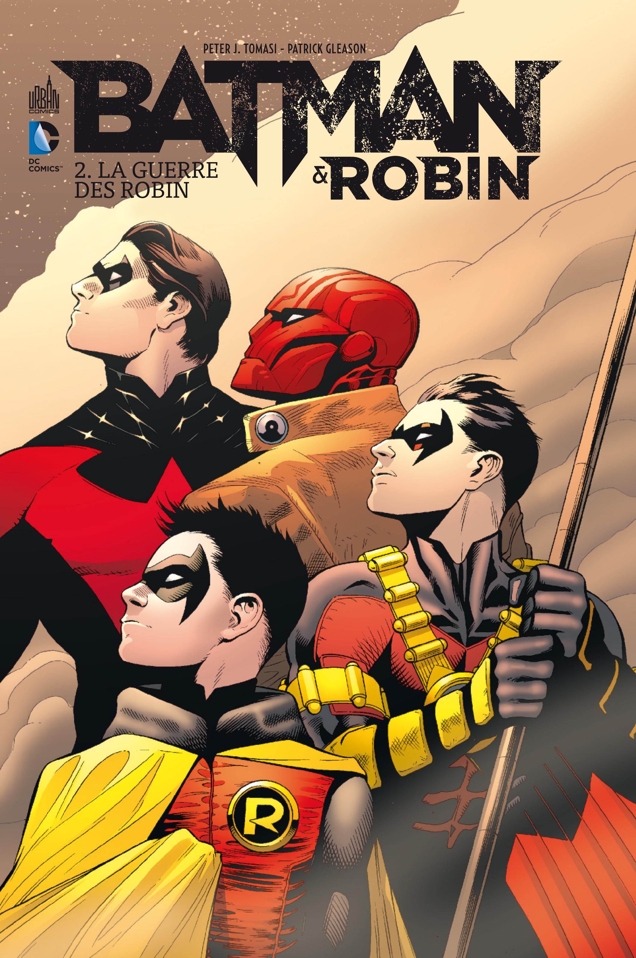 Batman & Robin 2 - La guerre des Robin