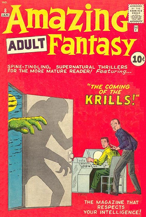 Amazing Adult Fantasy 8 - #8