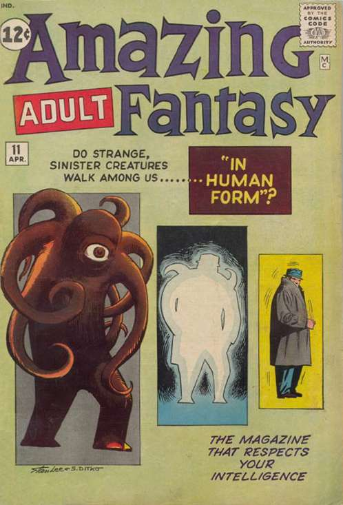 Amazing Adult Fantasy 11 - #11