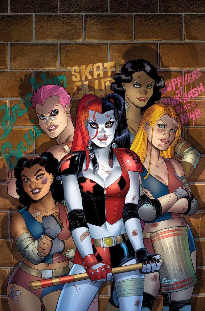 Harley Quinn 10