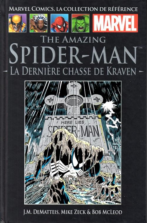 Marvel Comics, la Collection de Référence 10 - Spider-Man - La dernière chasse de Kraven