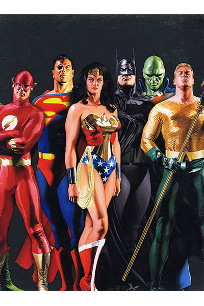 Justice League - Icônes  - The World's Greatest Super-Heroes