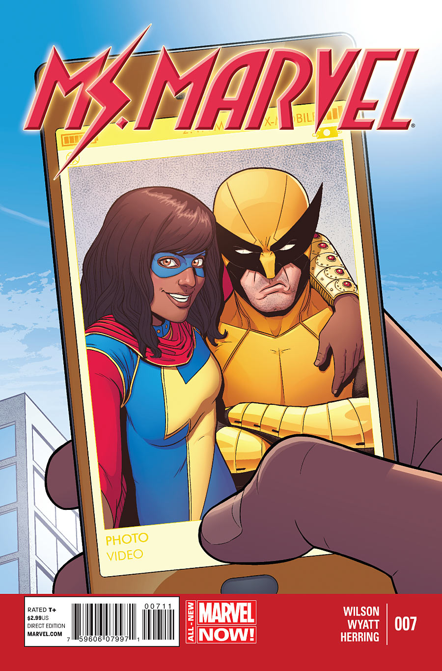 Ms. Marvel 7 - Issue 7