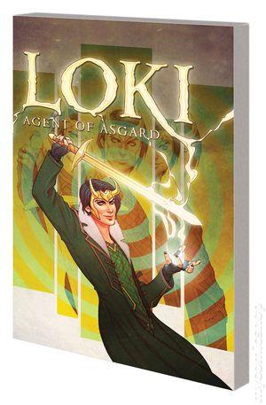 Loki - Agent d'Asgard 1 - Volume 1