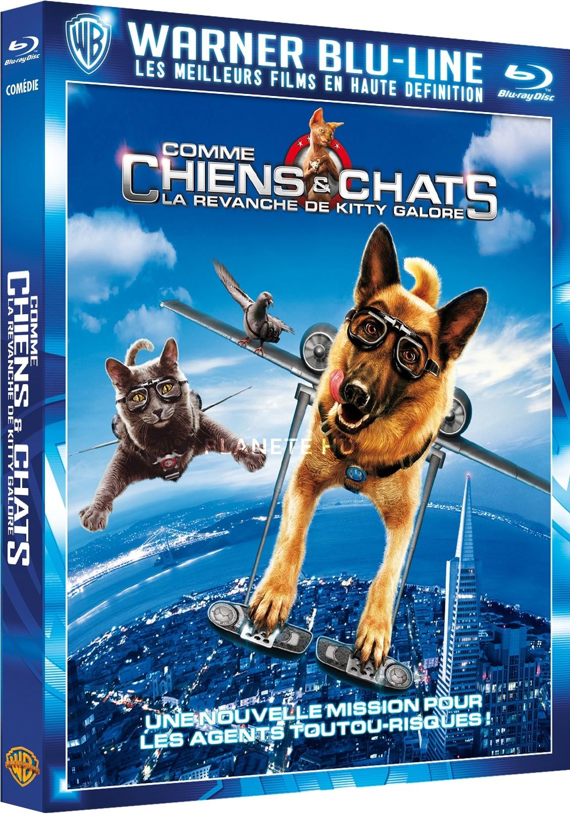 Comme Chiens et Chats 2 : La revanche de Kitty Galore 0 - Comme Chiens et Chats 2 : La revanche de Kitty Galore