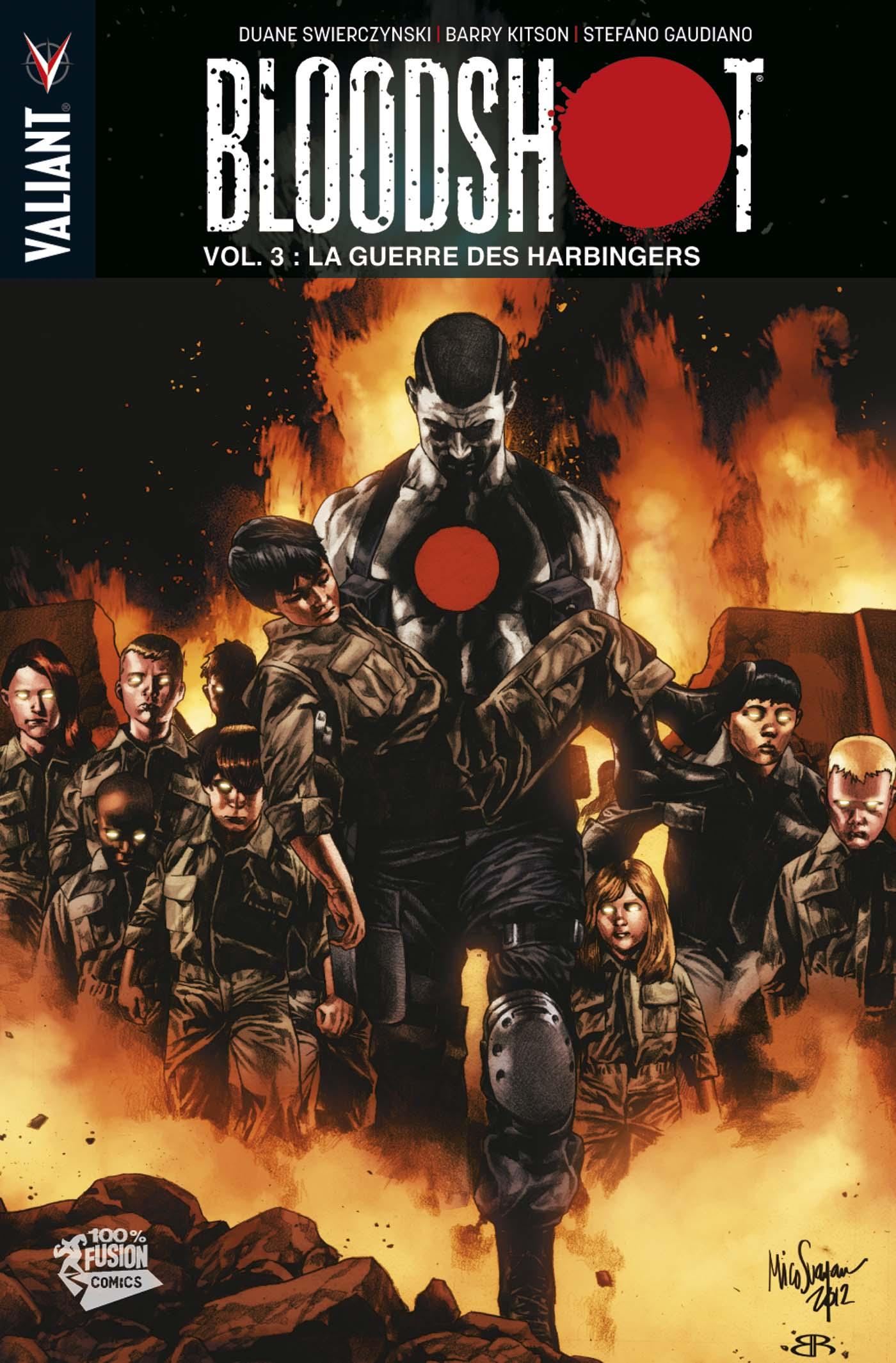 Bloodshot 3 - La guerre des harbingers