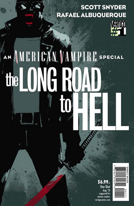 American Vampire - The Long Road To Hell 1