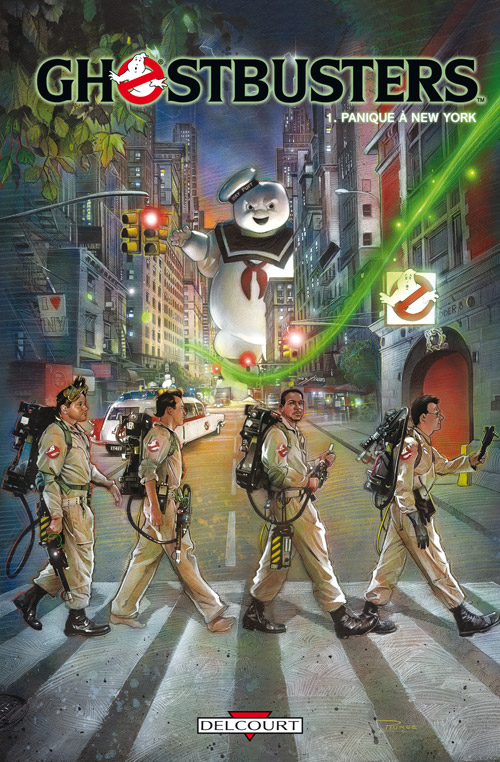 Ghostbusters 1 - Panique à New York