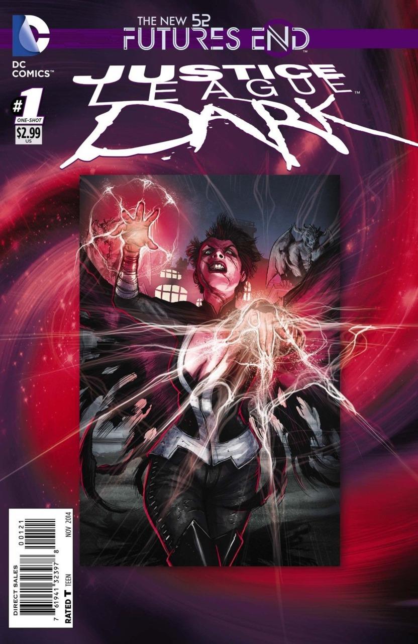 Justice League Dark - Futures End 0