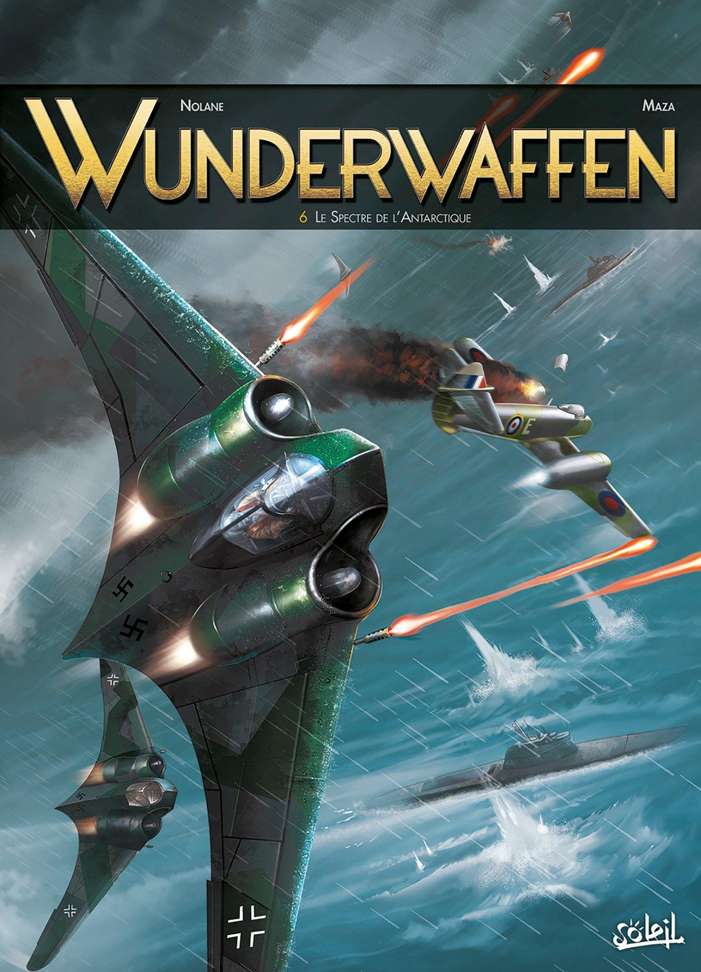Wunderwaffen 6 - Le Spectre de l'Antarctique