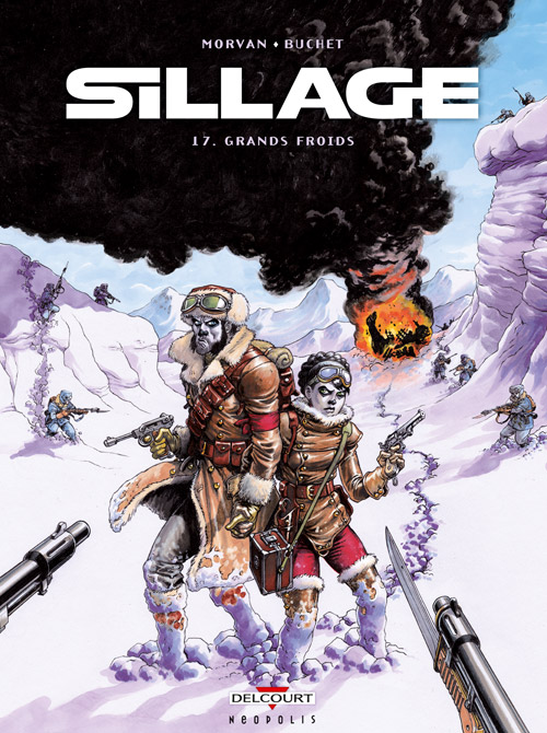 Sillage 17 - Grands froids