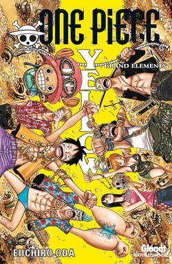 One Piece Yellow (Grand Elements) 1