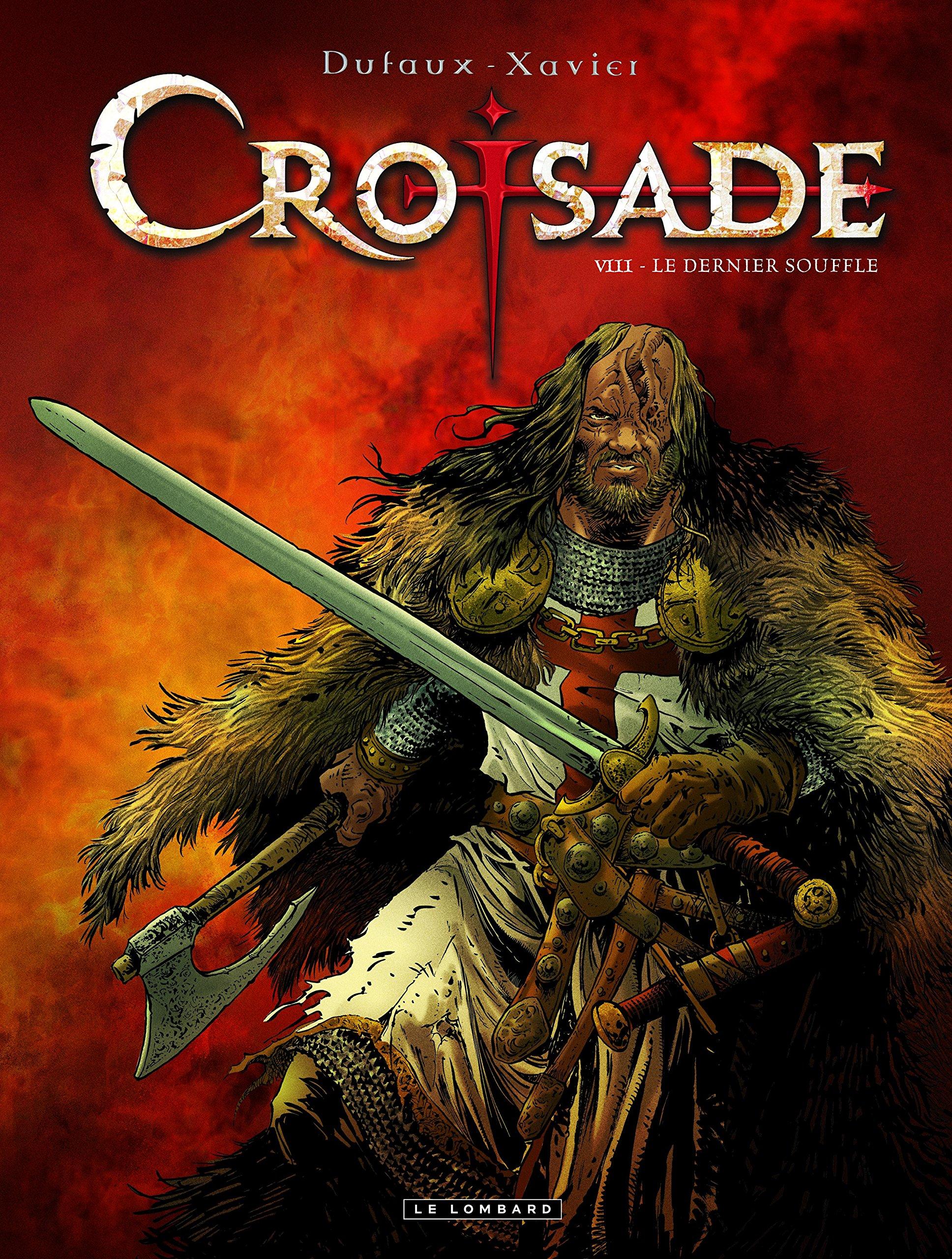 Croisade 8 - Le dernier souffle
