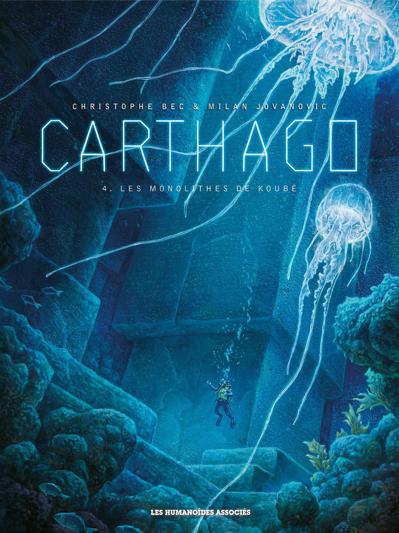 Carthago 4 - Les Monolithes de Koubé