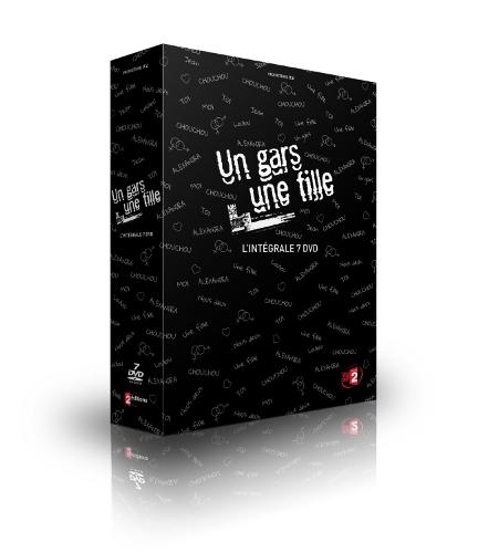 Un Gars, une Fille 1 - Un Gars, Une Fille - L'intégrale 7 DVD