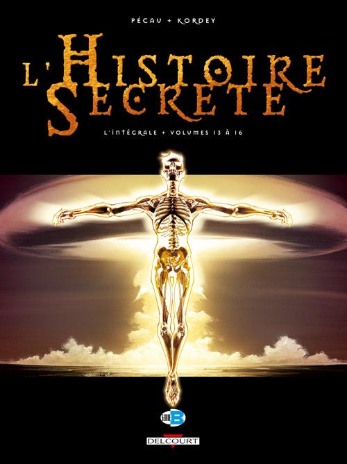 L'histoire secrète 4 - Intégrale T.13 à T.16
