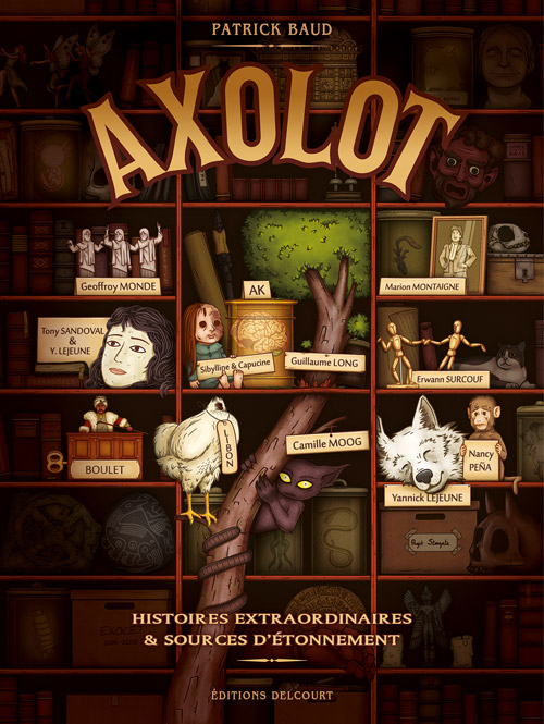 Axolot 1 - Volume 1