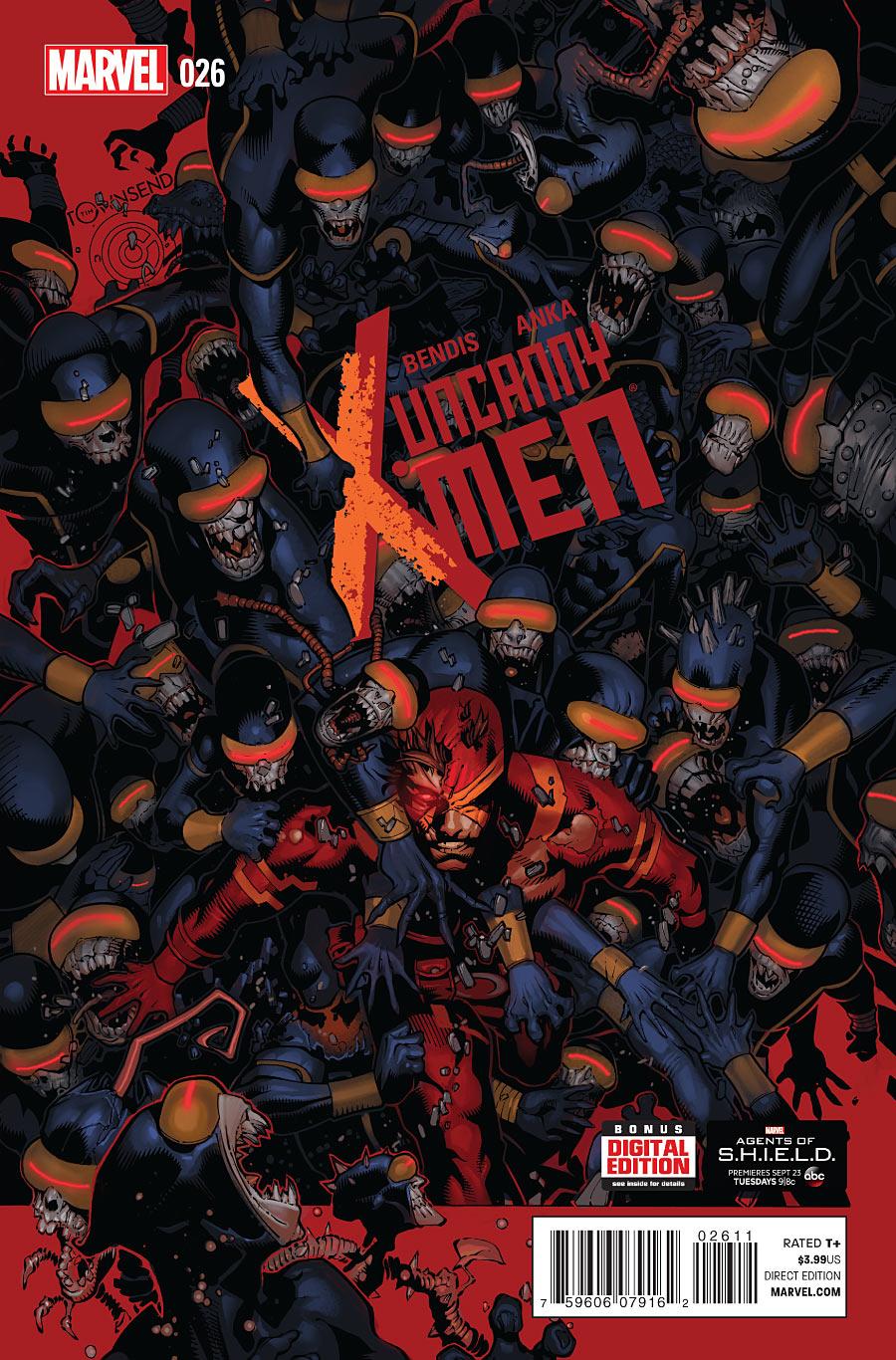 Uncanny X-Men 26 - Issue 26