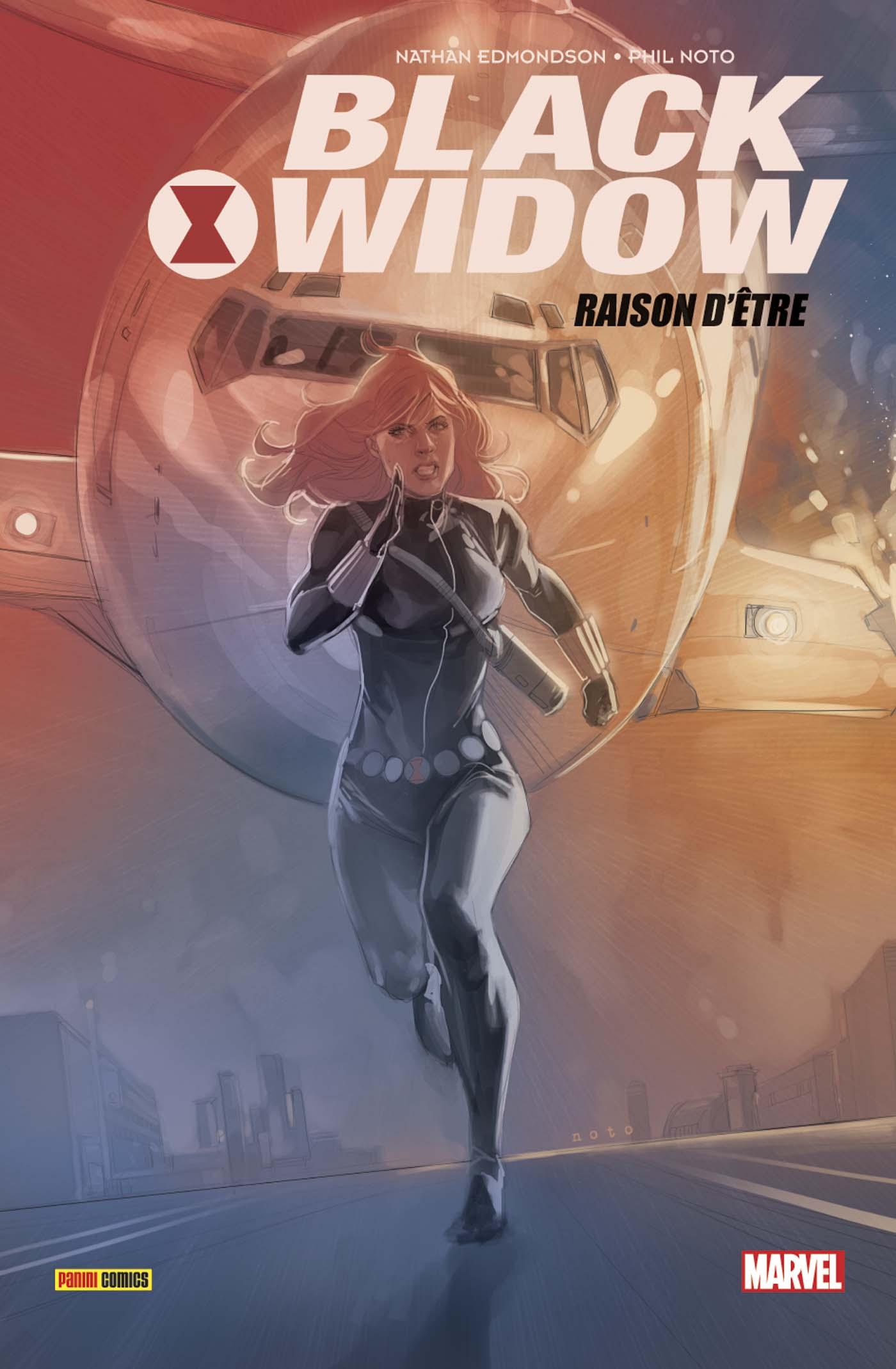 Black Widow 1 - Raison d'être