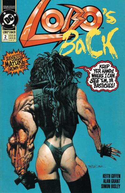 Lobo's back 2 - Heaven Is...A 4-Letter Word