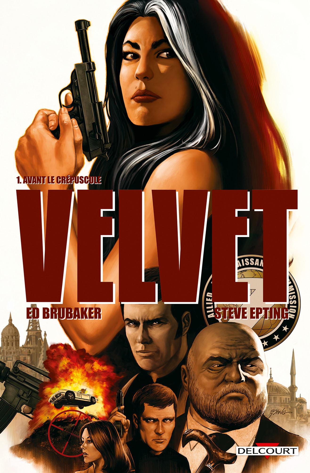 Velvet 1 - Avant le crépuscule