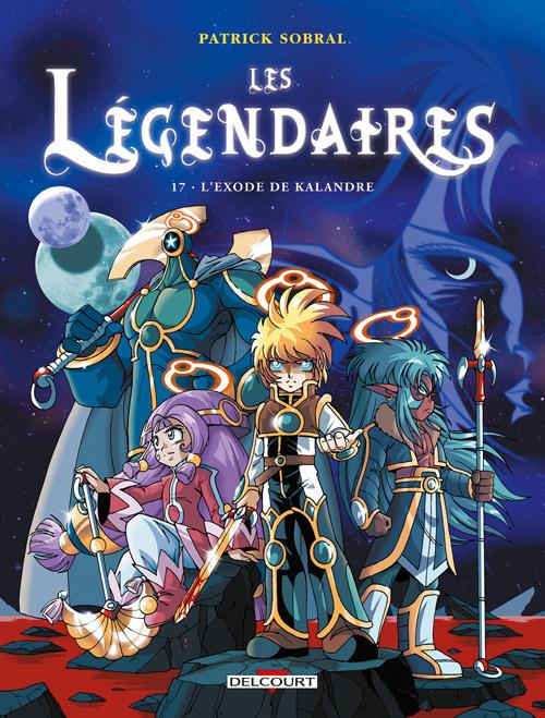 Les Légendaires 17 - L'Exode de Kalandre