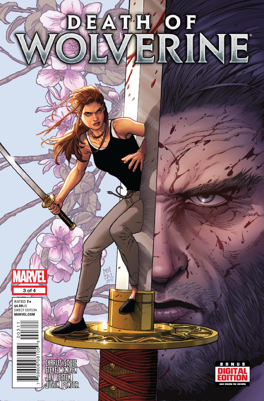 La Mort de Wolverine 3 - Death of Wolverine Part Three