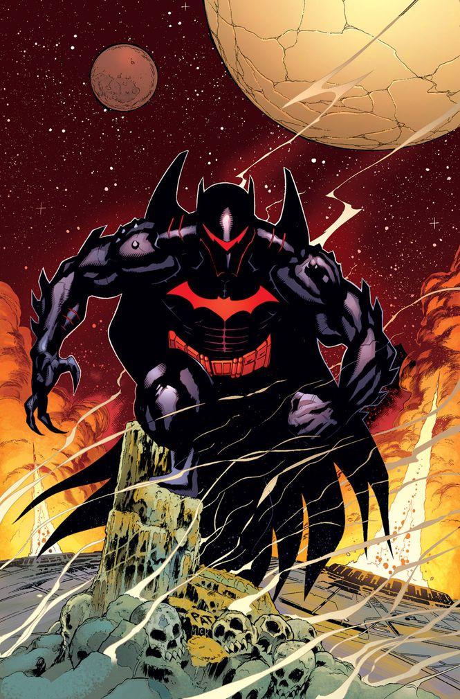 Batman & Robin 35