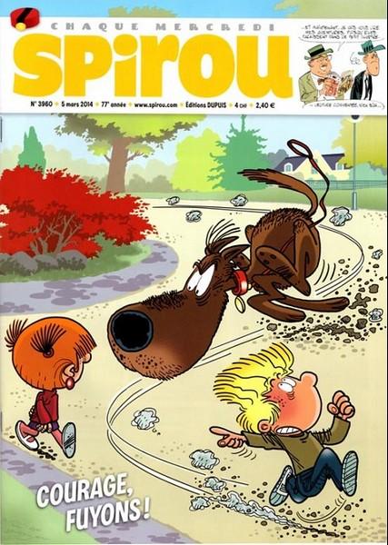 Le journal de Spirou 3960