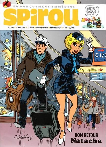 Le journal de Spirou 3961
