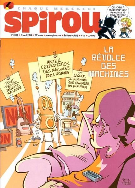 Le journal de Spirou 3965