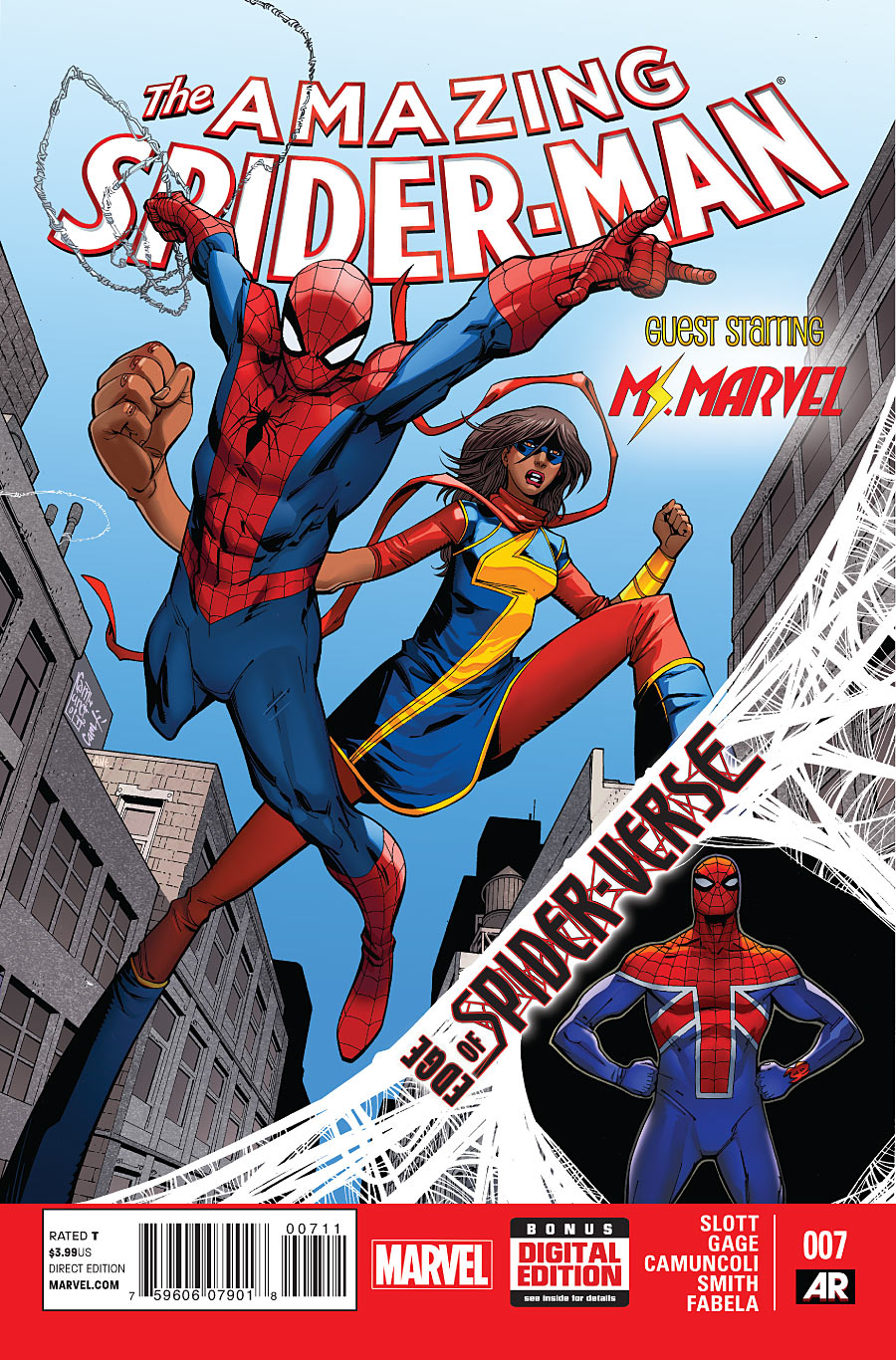 The Amazing Spider-Man 7 - Issue 7
