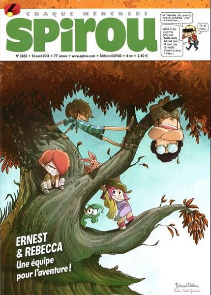 Le journal de Spirou 3983