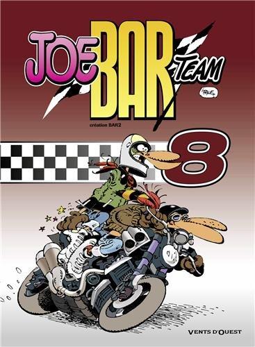 Joe Bar Team 8 - Tome 8