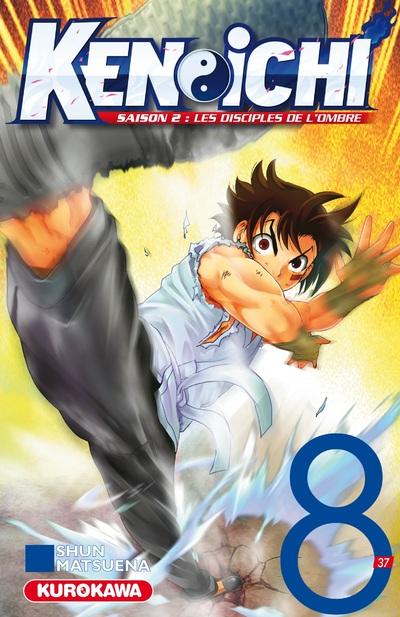 Kenichi - Le Disciple Ultime 8